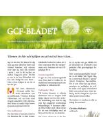 Nu är nya GCF-Bladet på väg