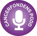 Nu är den här – Cancerfondens poddradio!